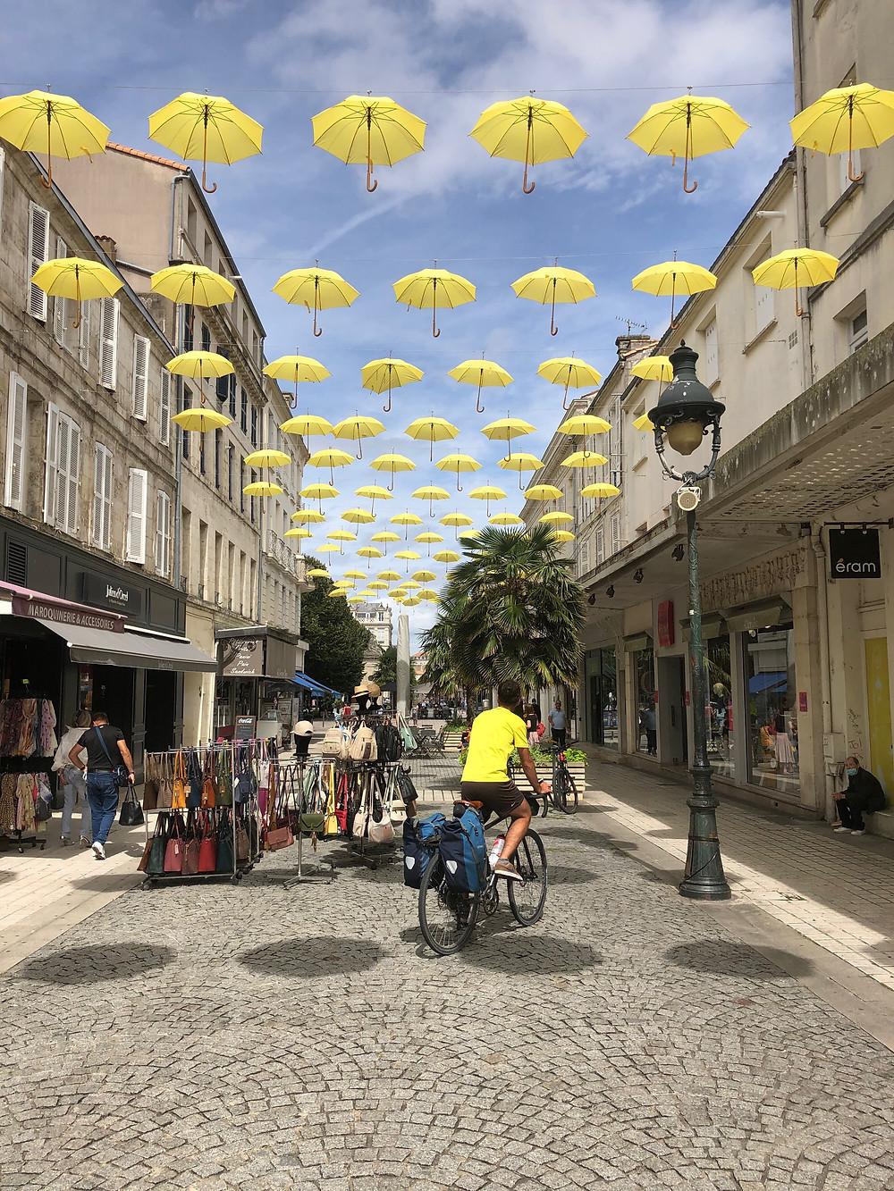 Rochefort sur la Vélodyssée