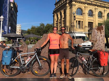 1000km à vélo : De Nantes à San Sebastian par la Vélodyssée