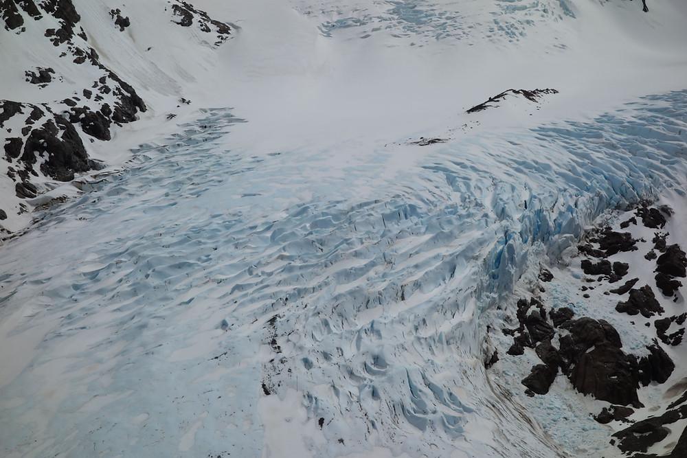 Circuit huemul : glacier superior