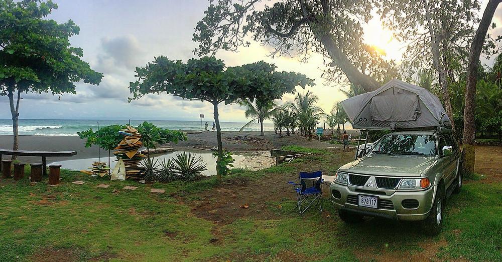 Playa Hermosa Bowie's Point