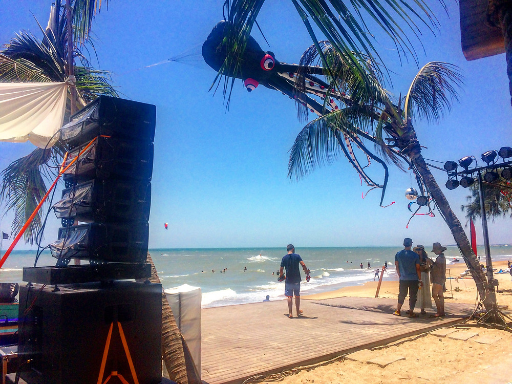 vibe nation beach fest