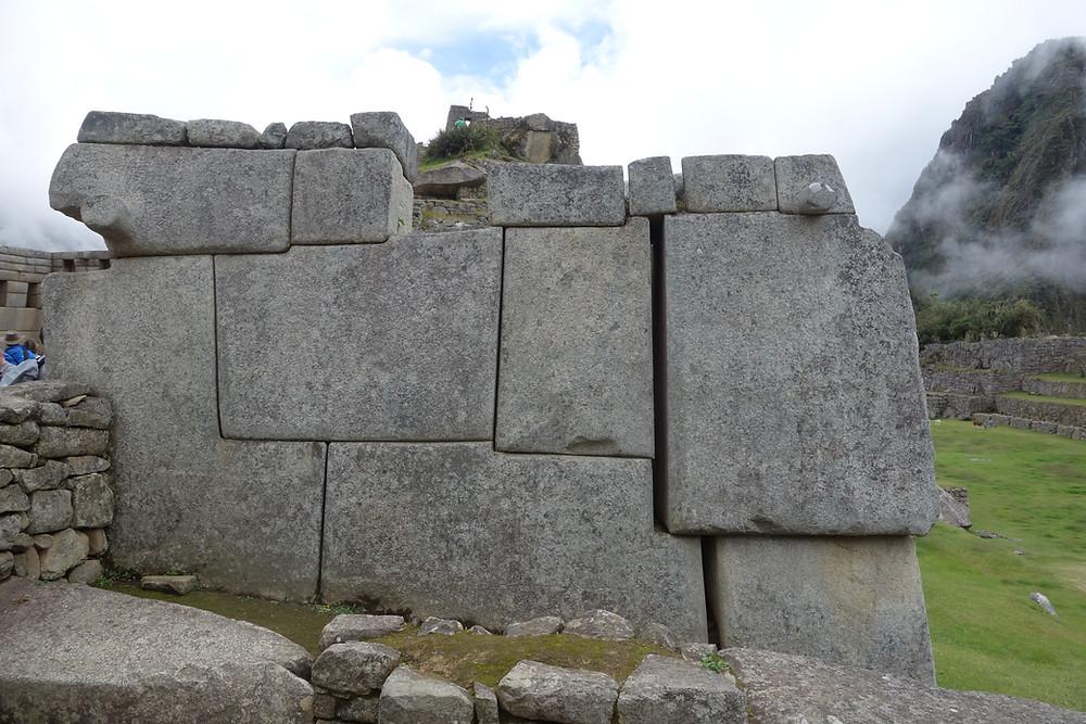 Machu Picchu murs