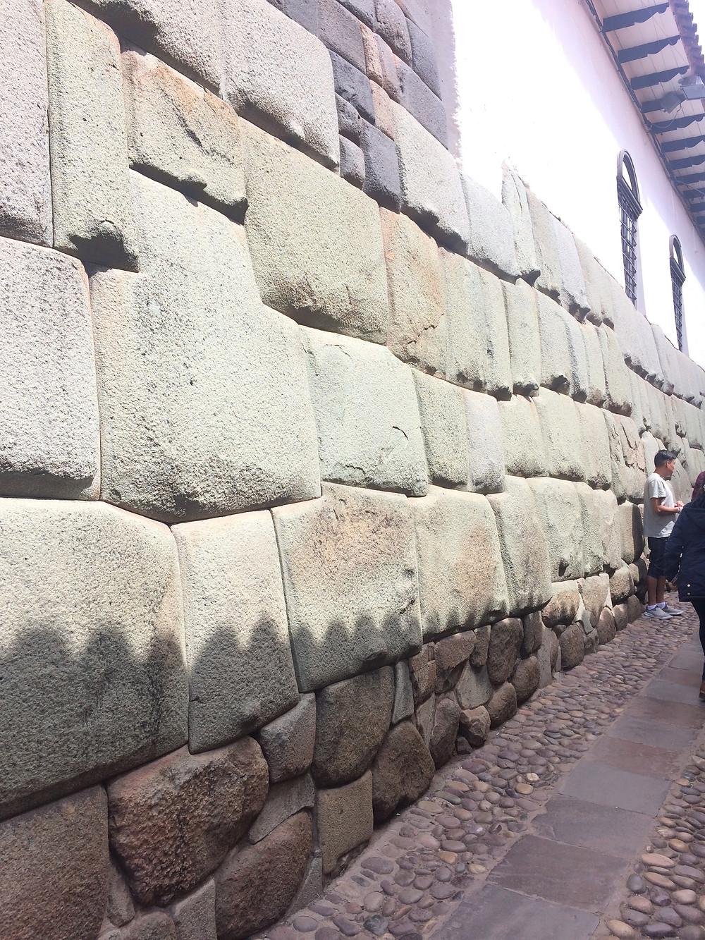 Murs incas