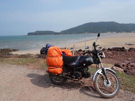 Notre traversée du Vietnam à moto !