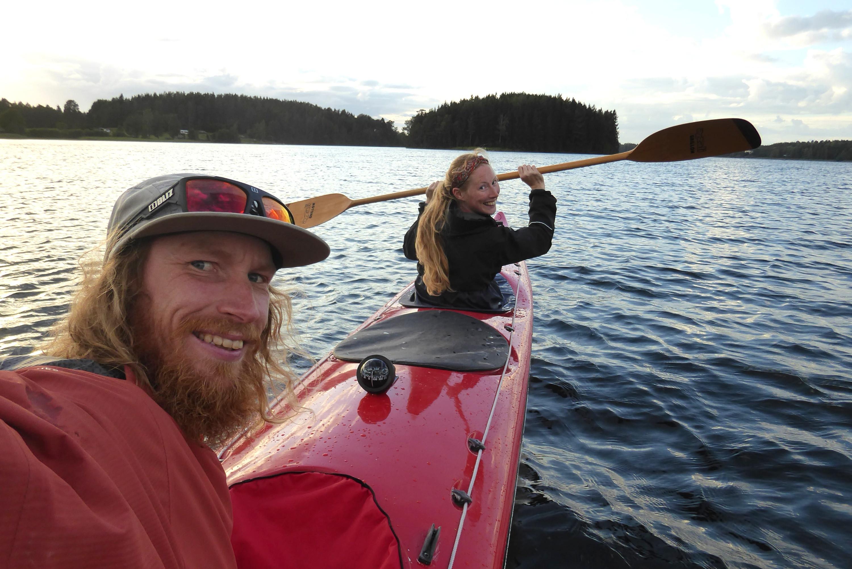 Kayaking Day in Archipelago