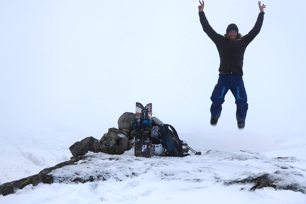 Celebrating 12 months in a row on Summit of Synshorn