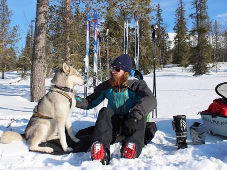 Larhol on tour, Lapland holiday