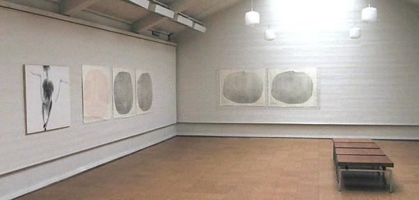 Liv Dysthe Sønerland og Anne Sara Loe, Avtrykk, Kristiansund Kunstforening 2007