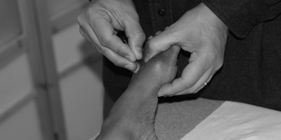Foundations 2: essential needle skills