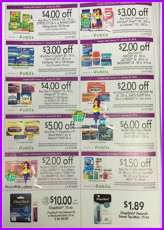 Publix Purple Flyer    Full Match Up And Ad Scan  My