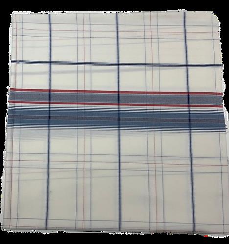 P. White (Woven T-shirt Fabric)
