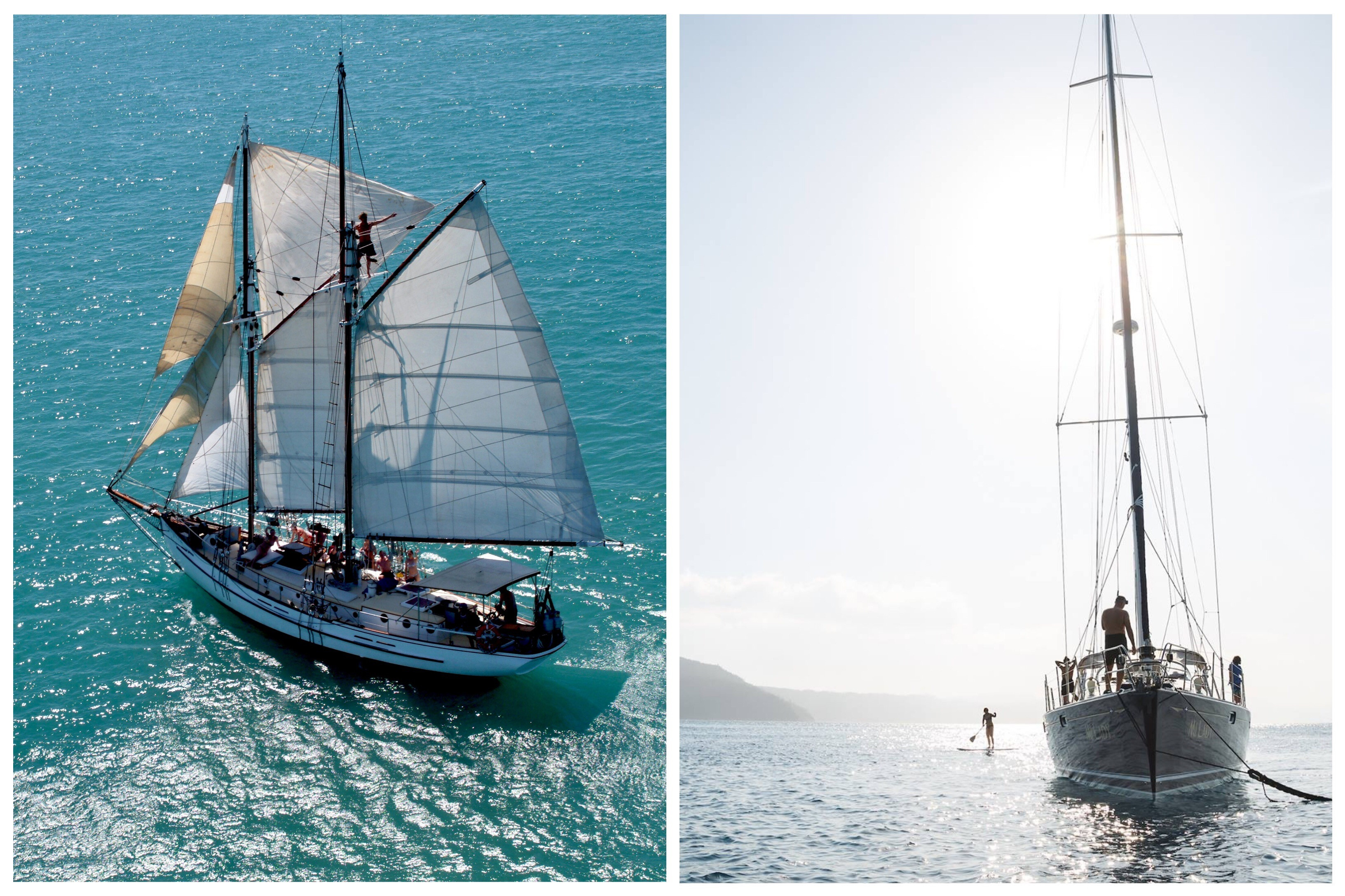Providence MiLady Sailing | Whitsunday Islands | Whitsunday