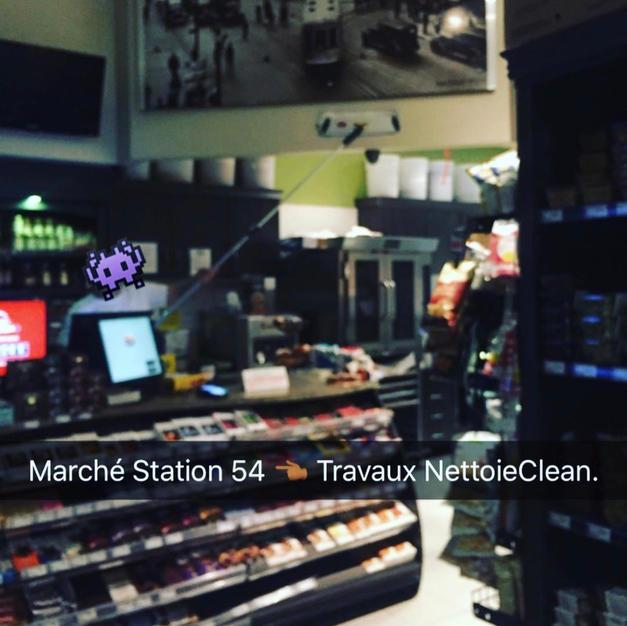 L'épicerie Station 54