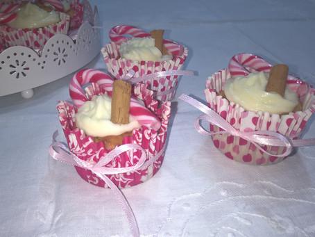 Cupcake natalizie senza glutine