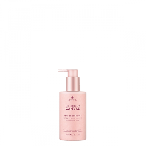 Canvas New Beginnings Exfoliating Cleanser