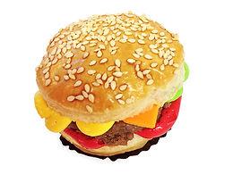 Cheeseburger dessert