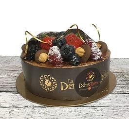 Gâteau Le choco noisettes