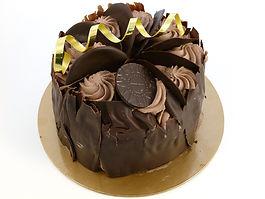 Gâteau Le crème de Kalhua