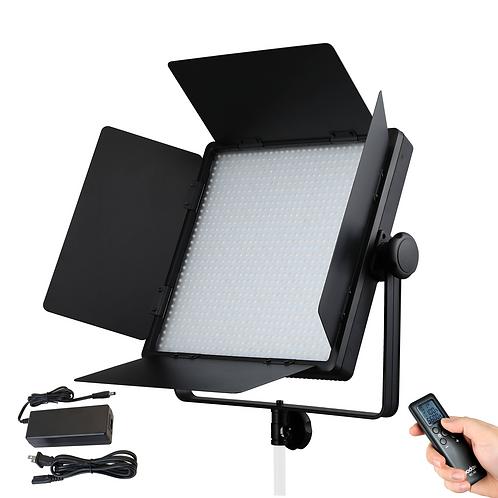 Luz LED Godox LED1000D II Blanca + Adaptador AC + DMX