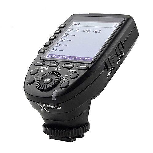 Transmisor Trigger Godox Xpro S TTL HSS para Sony