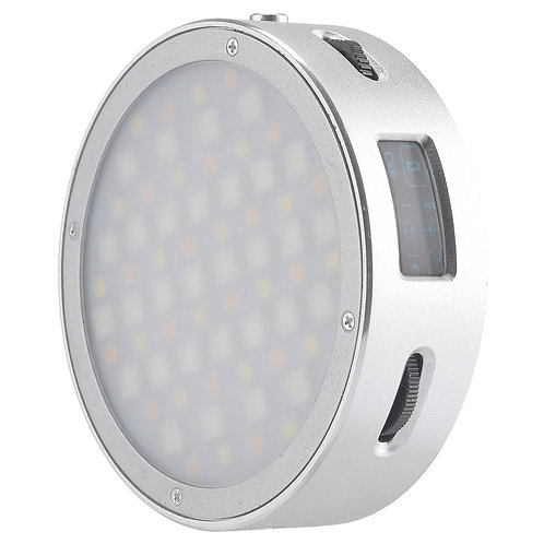 Mini LED creativo magnetico Godox M1 bicolor + RGB + batería de litio