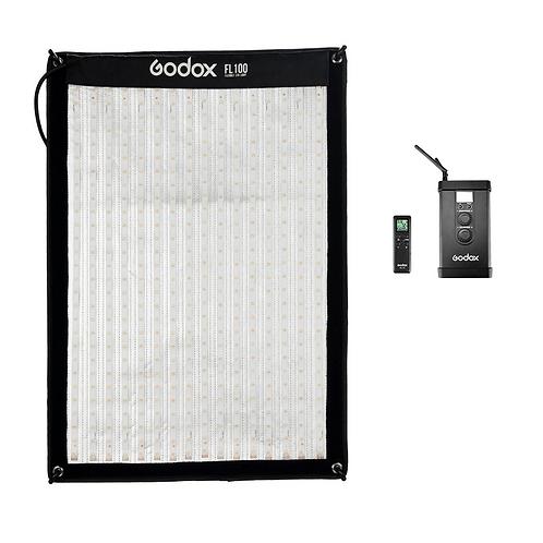 Panel LED Flexible Godox FL100, 100 watts, 40 x 60 cm.