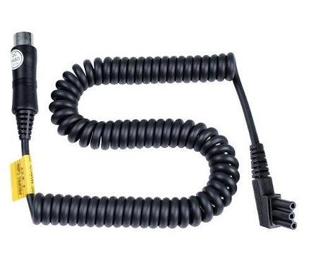 Cable Godox Nx para batería PB960 y flashes Nikon