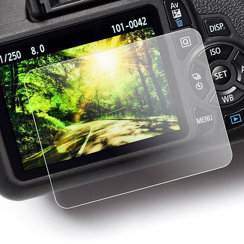 2 protectores de pantalla easyCover para Canon 5D Mark III, Mark IV, 5DS, 5DS R
