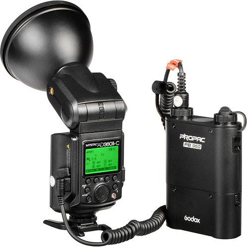 Flash Godox Witstro AD360II-C para Canon