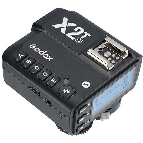 Transmisor Godox X2T-C TTL HSS para Canon