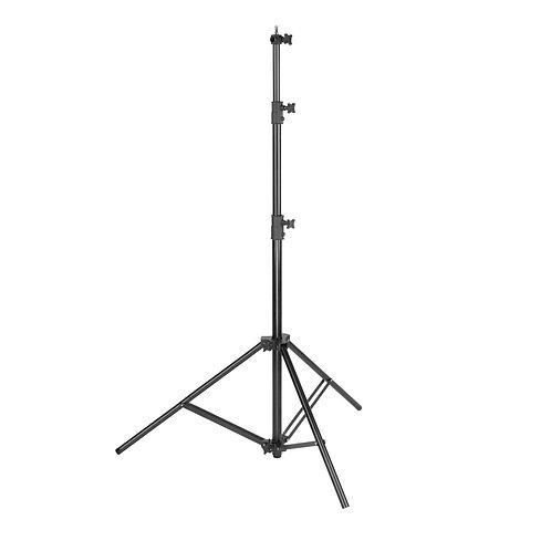 Pedestal de iluminación de 265cm, 8 kg de carga, freno de aire