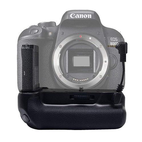 Battery Grip Generico para Canon EOS 800D, T7i, X9i, 77D, 9000D