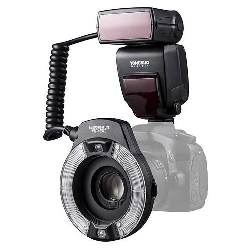 Flash Macro Anular Yongnuo YN14EX II C TTL para Canon