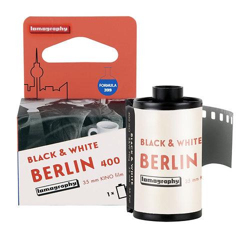 Lomography Black & White Berlin Kino ISO 400, 36 exposiciones