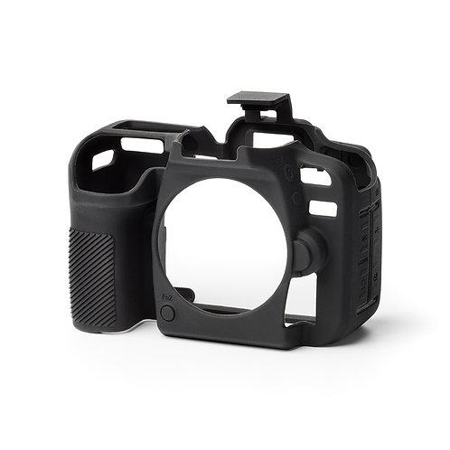 Carcasa easyCover Nikon D7500 Negro + Mica