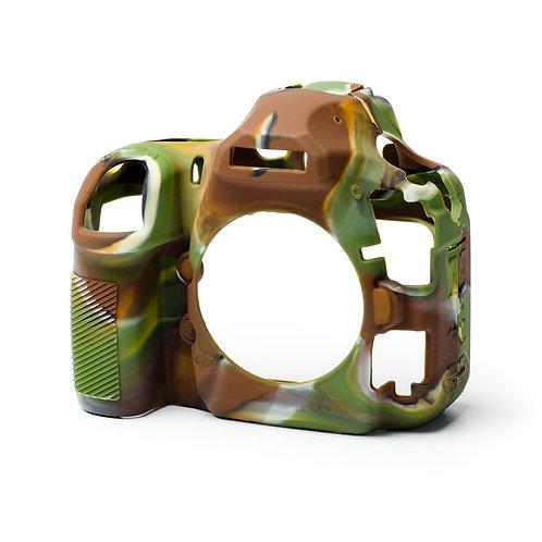 Carcasa easyCover Nikon D850, Camuflaje + Mica