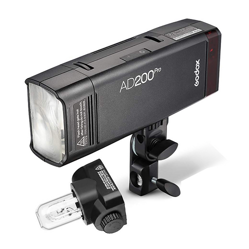 Flash Godox AD200Pro TTL HSS para Canon Nikon Sony
