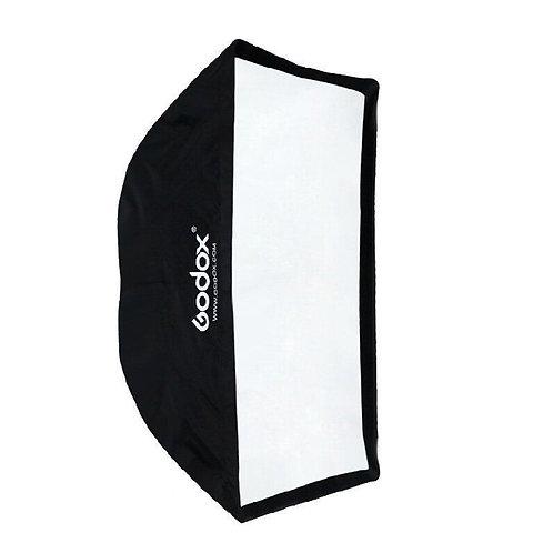Softbox Godox 60cm x 90cm, tipo sombrilla