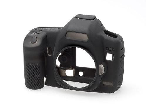 Carcasa easyCover Canon 5D Mark II Negro + Mica