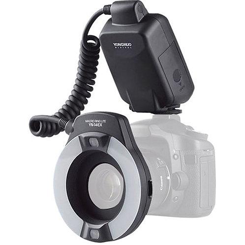 Flash Macro Anular Yongnuo YN14EX-C TTL para Canon