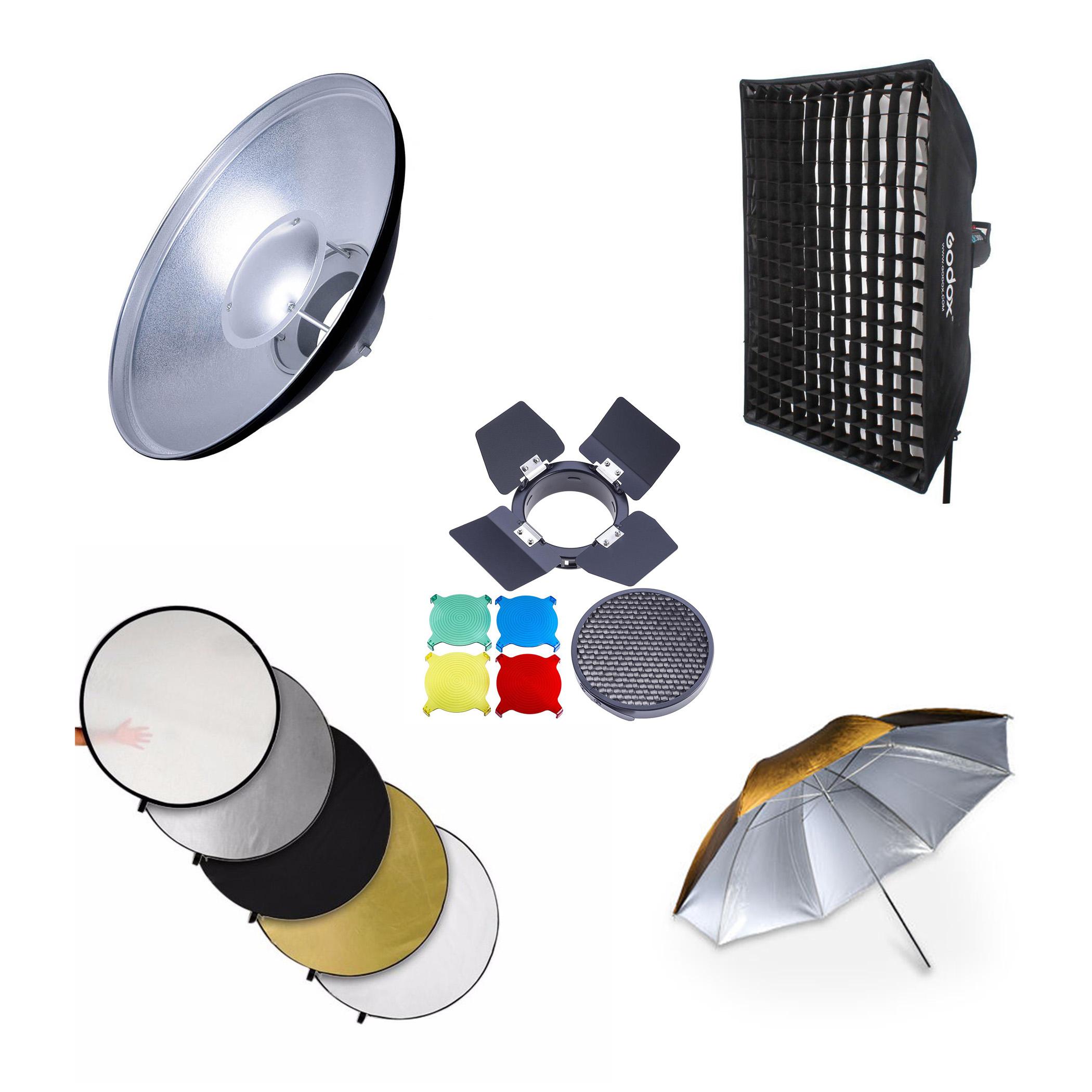 Modificadores de luz