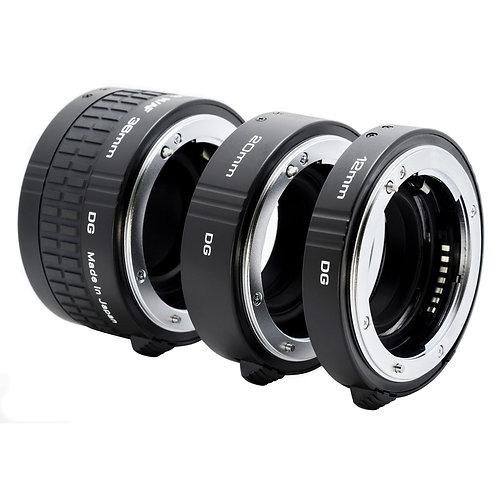Tubos de extension automáticos  Kenko DG, de 12mm, 20mm, 36mm, para Nikon F