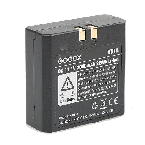 Bateria Godox VB-18 para flash VING V850 V860