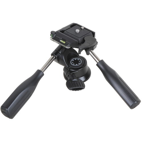 Cabeza de video KingJoy KH-6720, 3 ejes, 4 kg.