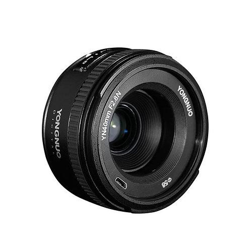 Lente Yongnuo YN40mm F2.8 N para Nikon