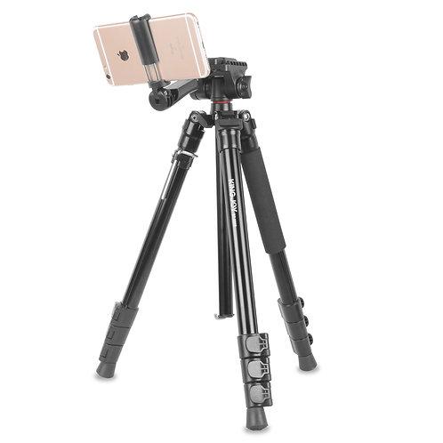 Tripode Monopod Selfie KingJoy BT-158, 3kg, 157cm.