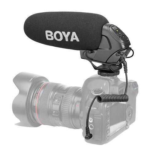 Microfono Super Cardioide Boya BY-BM3031