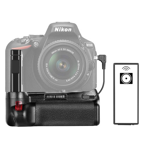 Battery Grip Generico para Nikon D5500, D5600
