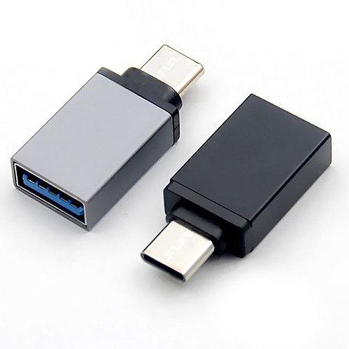 Kit de adaptadores OTG, USB-C y Micro USB