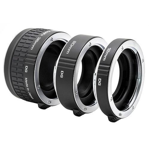 Tubos de extension automáticos  Kenko DG, de 12mm, 20mm, 36mm, para Canon EF